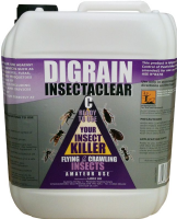 Insectaclear C Carpet Moth Killer 5L